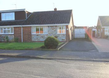 Thumbnail 2 bed semi-detached bungalow for sale in Caspian Way, Wheaton Aston, Stafford