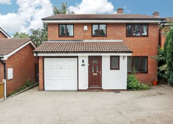 Thumbnail 4 bed detached house for sale in Clarence Road, Sutton Coldfield