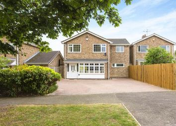 Thumbnail 4 bed detached house for sale in Mill Road, Stilton, Peterborough, Cambridgeshire