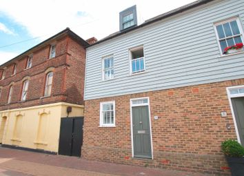 Thumbnail 2 bed semi-detached house for sale in Bexley Street, Whitstable