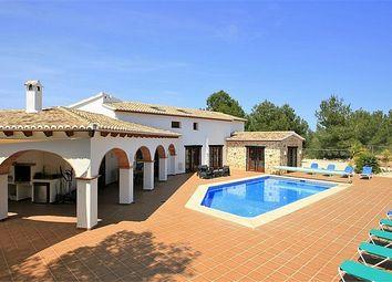 Thumbnail 7 bed country house for sale in Moraira, Valencia, Spain
