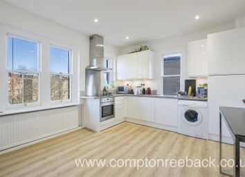 Thumbnail 3 bed flat to rent in Castellain Mansions, Castellain Road