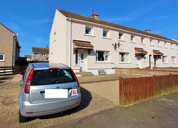 Thumbnail 2 bed end terrace house for sale in 33 Eastwood Avenue, Stranraer