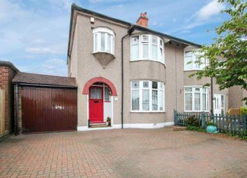 Thumbnail 3 bed semi-detached house for sale in Orchard Close, Bexleyheath