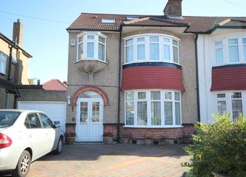 Thumbnail 4 bed semi-detached house to rent in Lankers Drive, Harrow