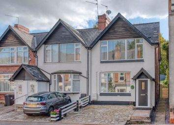 Thumbnail 3 bed end terrace house for sale in St. Georges Road, Redditch