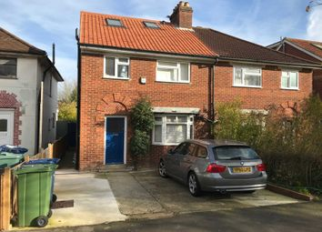 Thumbnail 6 bed semi-detached house to rent in Gipsy Lane, Headington, Oxford