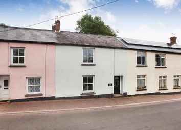 Thumbnail 2 bed terraced house for sale in High Street, Halberton, Tiverton