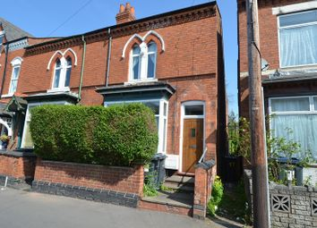 Thumbnail 3 bed terraced house for sale in Addison Road, Kings Heath, Birmingham