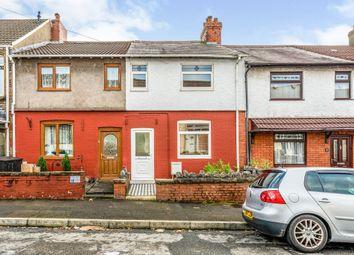 Thumbnail 3 bed terraced house for sale in Megan Street, Cwmdu, Swansea