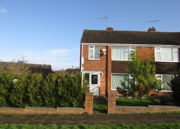 Thumbnail 3 bed semi-detached house for sale in Lawford Close, Binley, Coventry