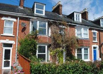 Thumbnail 4 bedroom terraced house for sale in Craven Road, Newbury