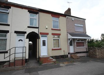 Thumbnail 2 bed terraced house to rent in Alfreton Road, Selston