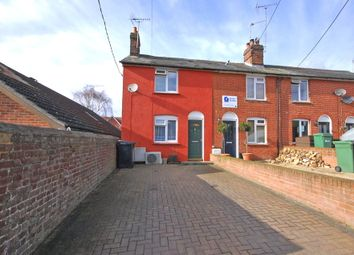 Thumbnail 2 bed end terrace house to rent in Mallows Field, Halstead