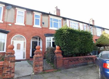 Thumbnail 3 bed terraced house for sale in St. Brendans Road North, Withington, Manchester