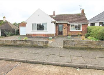 Thumbnail 2 bed detached bungalow for sale in Kingsbury Avenue, Evington, Leicester