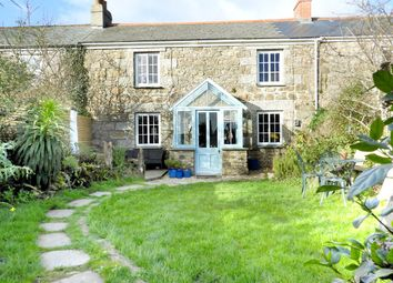 Thumbnail 3 bed cottage for sale in Crelly Terrace, Trenear, Helston