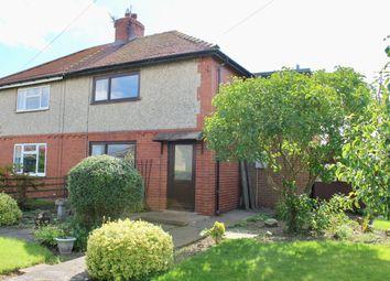 3 bed semi-detached house for sale in Highfield Terrace, Swinton, Malton YO17