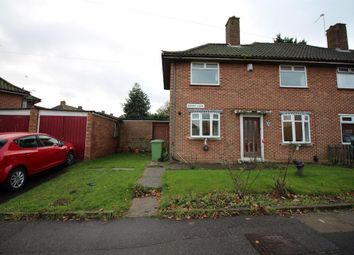 Thumbnail 3 bed semi-detached house for sale in Sandy Lane, Norwich