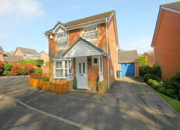 Thumbnail 3 bed detached house for sale in Twin Oaks Close, Broadstone