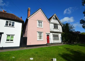 Thumbnail 3 bed semi-detached house for sale in Callis Street, Clare, Suffolk