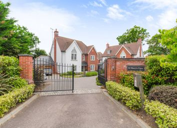 Thumbnail 5 bed detached house to rent in St Marys Close, Loughton