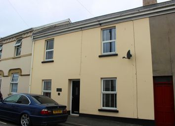 Thumbnail 2 bedroom terraced house to rent in Burrough Road, Northam, Bideford