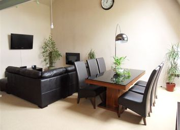 Thumbnail 1 bed flat for sale in Willowbank, Carlisle