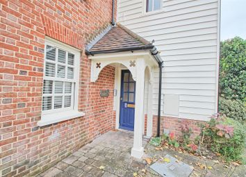 Thumbnail 2 bed flat for sale in Christopher Court, Burgage Lane, Ware