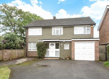Thumbnail 4 bedroom detached house for sale in Harfield Road, Lower Sunbury