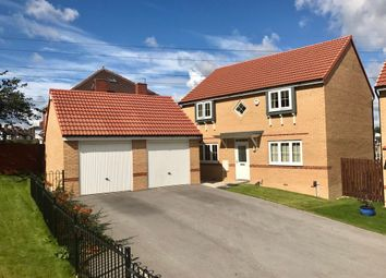 Thumbnail 4 bed detached house for sale in Foreman Road, Wakefield