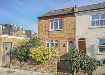 Thumbnail 3 bed terraced house for sale in Elmtree Road, Teddington
