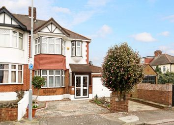 Thumbnail 3 bed property for sale in Ashbury Gardens, Chadwell Heath, Romford