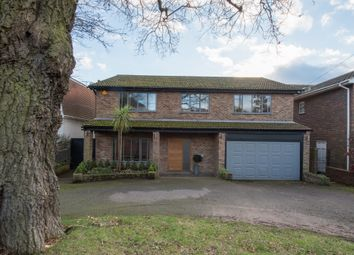 Thumbnail 5 bed detached house for sale in Eastwood Road, Rayleigh