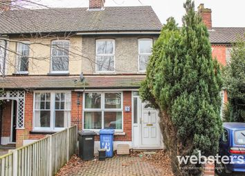 Thumbnail 3 bed terraced house for sale in Mile End Road, Norwich