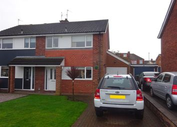 Thumbnail 3 bed semi-detached house for sale in Paddock Way, Boroughbridge Road, York