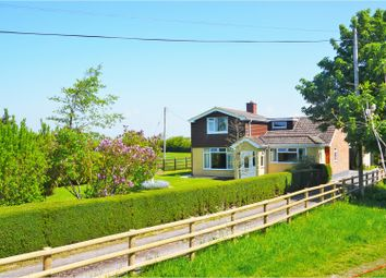Thumbnail 3 bed detached house for sale in New Road, West Huntspill