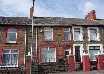 Thumbnail 3 bed property to rent in Waunborfa Road, Cefn Fforest, Blackwood