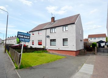 Thumbnail 3 bed semi-detached house for sale in Hilton, Cowie, Stirling