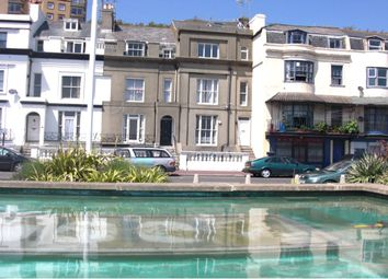 Thumbnail 3 bed flat to rent in White Rock, Hastings