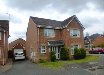 Thumbnail 4 bedroom property to rent in Crome Close, Wellingborough