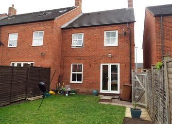 Thumbnail 3 bed property to rent in Bains Drive, Lichfield