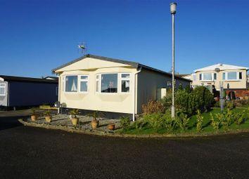 Thumbnail 3 bed mobile/park home for sale in Roughtor View, Planet Park, Delabole