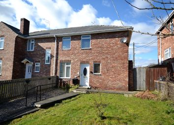Thumbnail 3 bed semi-detached house to rent in Ushaw Villas, Ushaw Moor, Durham