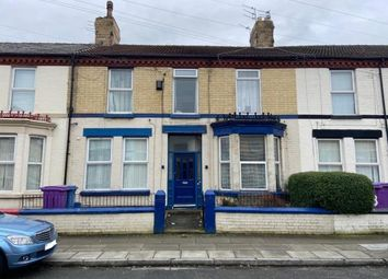 Thumbnail 1 bed flat for sale in Flat 2, 11 Hawarden Avenue, Liverpool
