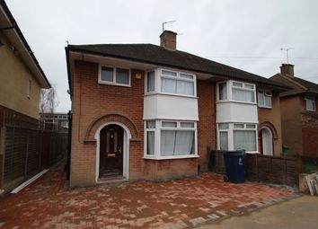 Thumbnail 5 bed semi-detached house to rent in The Slade, Headington, Oxford, Oxfordshire