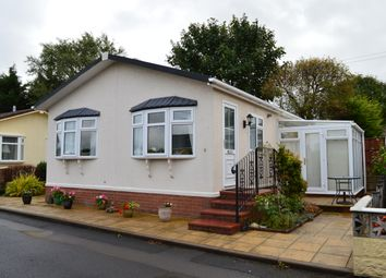 Thumbnail 2 bed bungalow for sale in Springfield Park, Shrewsbury Road, Market Drayton