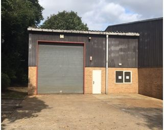 Thumbnail Warehouse to let in Bumpers Farm, Chippenham
