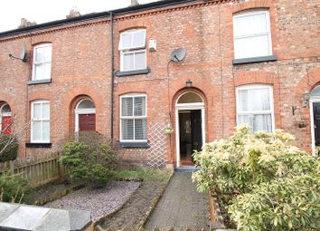Thumbnail 2 bedroom terraced house to rent in Trafford Grove, Stretford, Manchester