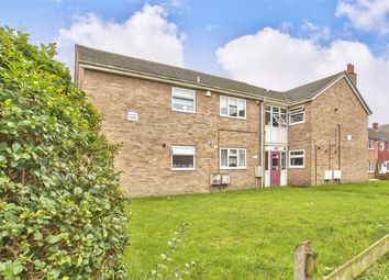 Thumbnail 2 bed flat for sale in Browns Square, St Neots, Cambridgeshire